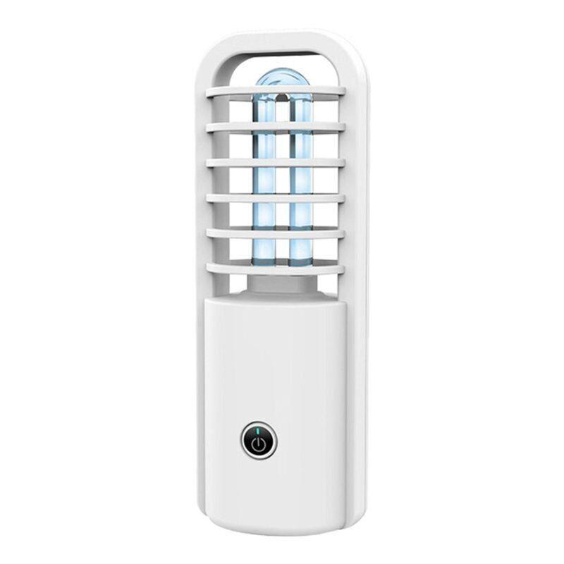 Кварцова лампа бактерицидна ультрафіолетова ATWFS UVC-86 Біла (100594)