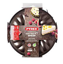Форма кекс+пирог PYREX ASIMETRIA, 26 см (6395920)