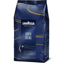 Кофе Lavazza Super Crema в зернах 1 кг (L-S-C)
