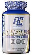 Ronnie Coleman, Риб'ячий жир Omega-3 XS, 120 капсул