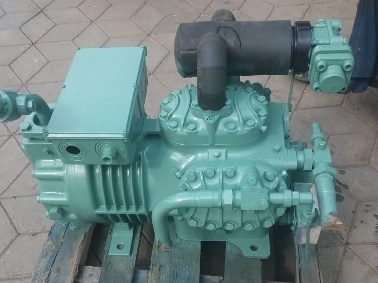 Компресор Bitzer S6H-20.2 Y-40P (Б/У) 2-х ступінчастий напівгерметичний поршневий компресор