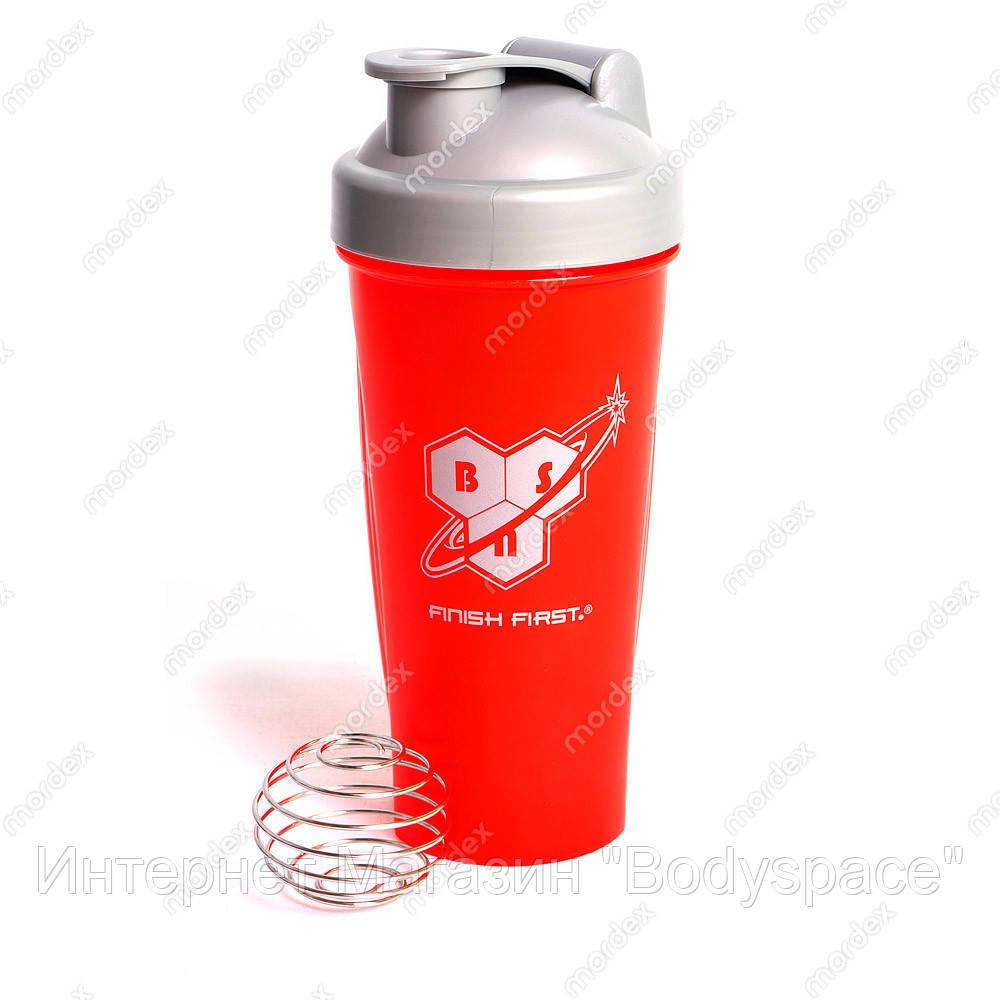 BSN Nutrition, Спортивный шейкер с венчиком Shake Bottle, 700 мл