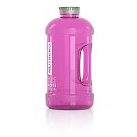 Nutrend, Бутылка для воды Water Jug neon pink / розовая 2000 мл