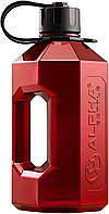 Alpha Designs, Бутылка для воды XXL Water Jug Red/Black, 2400 мл, Красный/черный, 2400 мл, фото 1