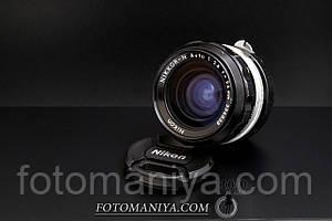 Nikon Nikkor-N 24mm f2.8 Non-Ai