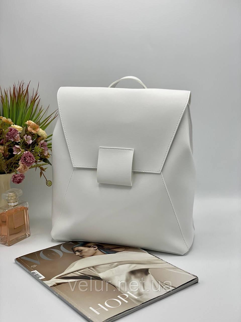 Жіноча стильна сумка; турецька еко-шкіра PU, розміри 29*34*11 см, 4 кольори