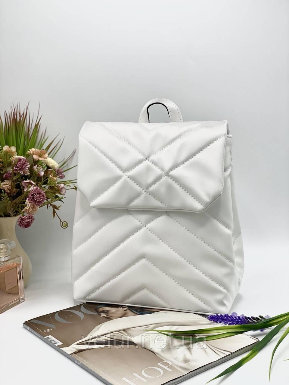 Женская стильная сумка; турецкая эко-кожа PU, размеры 25*30*12.5 см, 3 цвета