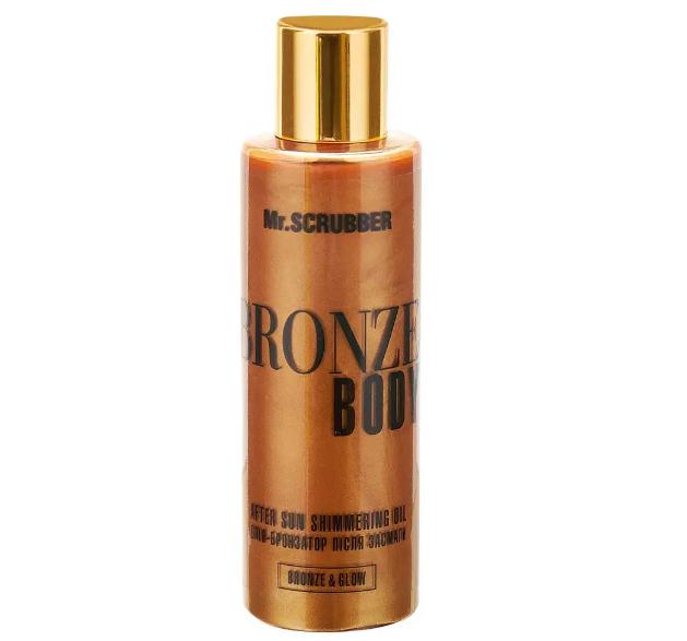 Масло-бронзатор після засмаги Bronze Body bronze&glow Mr.Смуги навігації
