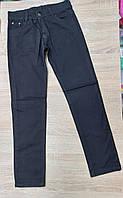 Підліткові шкільні штани для хлопчика розмір 8-12 років,колір темно-сірі