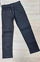 Підліткові шкільні штани для хлопчика розмір 12-16 років,колір темно-сірі