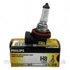 H8 Автолампа PHILIPS 12360C1 H8 CP 12V 35W  STANDARD, фото 2