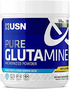 Глютамін USN Glutamine Micronized 500 г (уцінка)