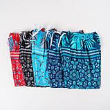 Мужские шорты (плащевка), бирюзового цвета, фото 4