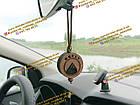Підвіска ароматизатор Geely, Парфуми Джелі на дзеркало, фото 4