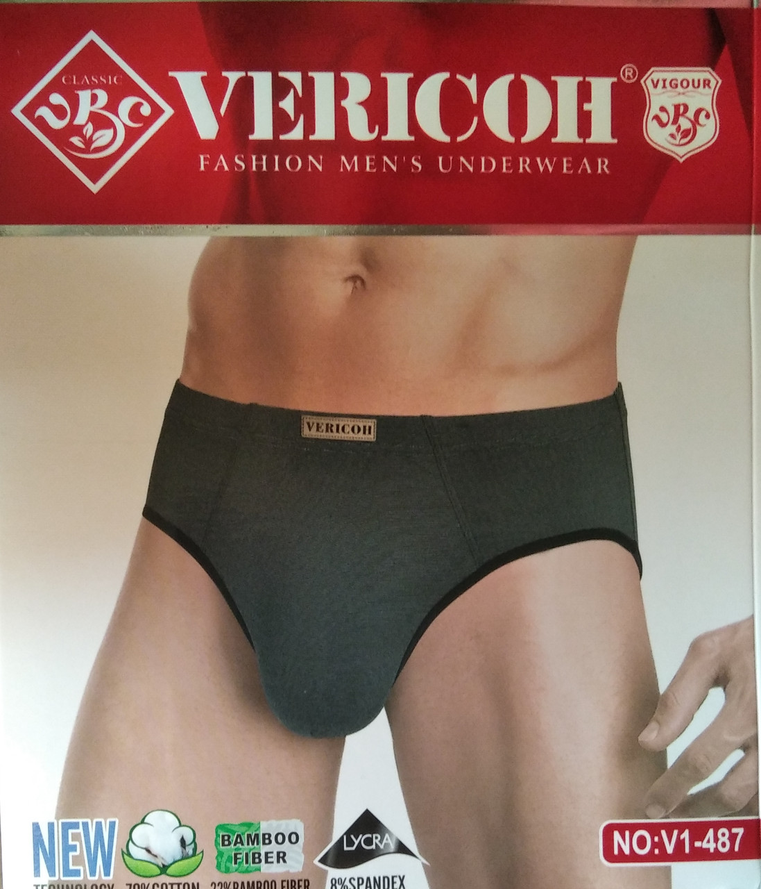 Трусы плавки Vericoh