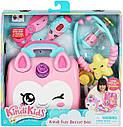 Ігровий набір Кінді Кідс Лікарський портфель Moose Kindi Kids Doctor Bag 50037, фото 3