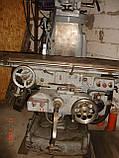 Верстат вертикально-фрезерний RAMBAUDI MG2, фото 5