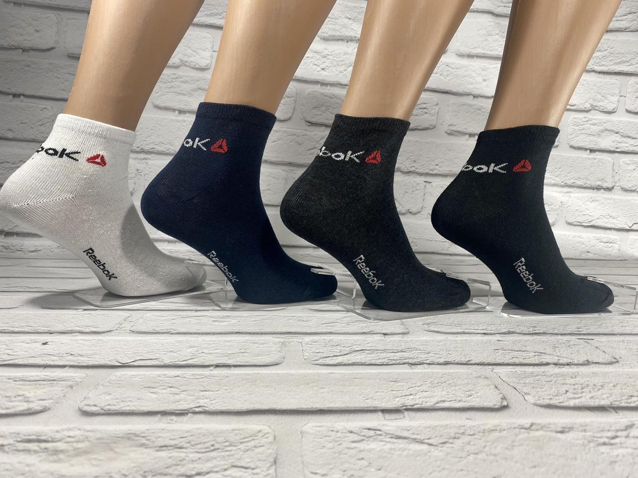 Жіночі шкарпетки, середній поголенок Р. р 36-41