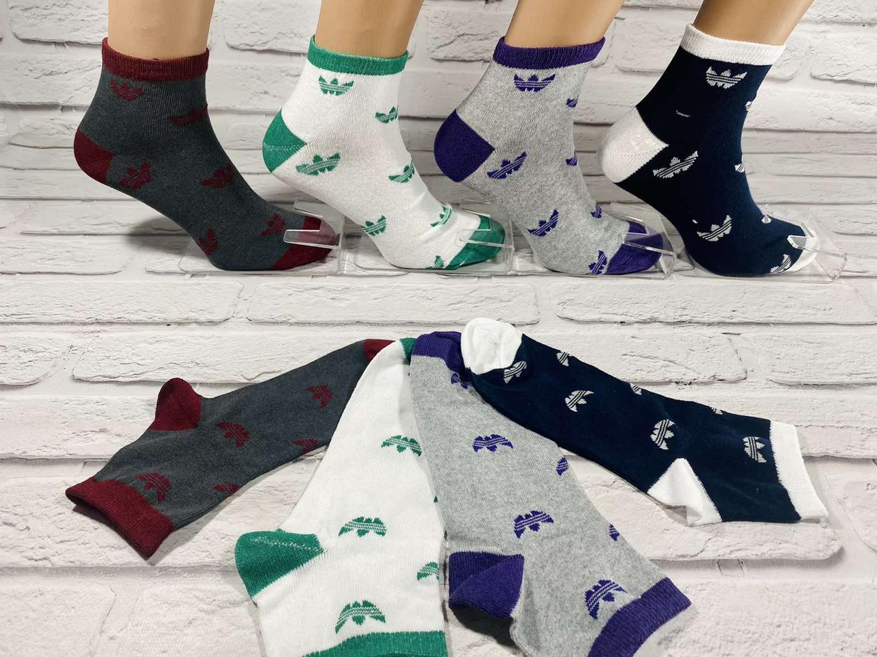 Чоловічі шкарпетки, середній поголенок Р. р 41-45