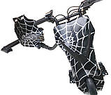 """Дріфт карт Windtech Crazy Bug 8"""" Павутина   електроскутер (LED фари і підсвічування, 350 W, 3 швидкості, IP56), фото 2"""