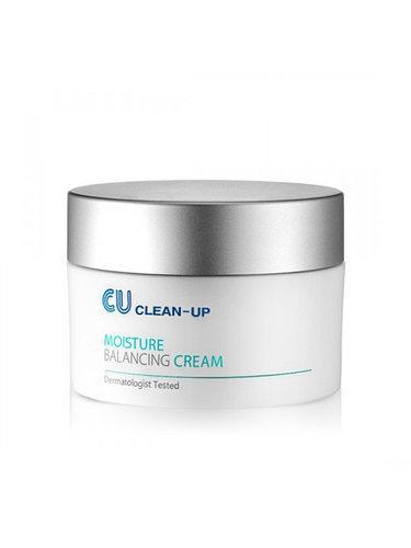 Ультра-увлажняющий балансирующий крем Cuskin Clean-Up Moisture Balancing Cream 50 мл