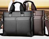 Деловая мужская сумка Lingzhidaishu, фото 9
