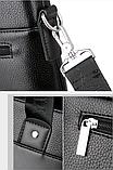 Деловая мужская сумка Lingzhidaishu, фото 6