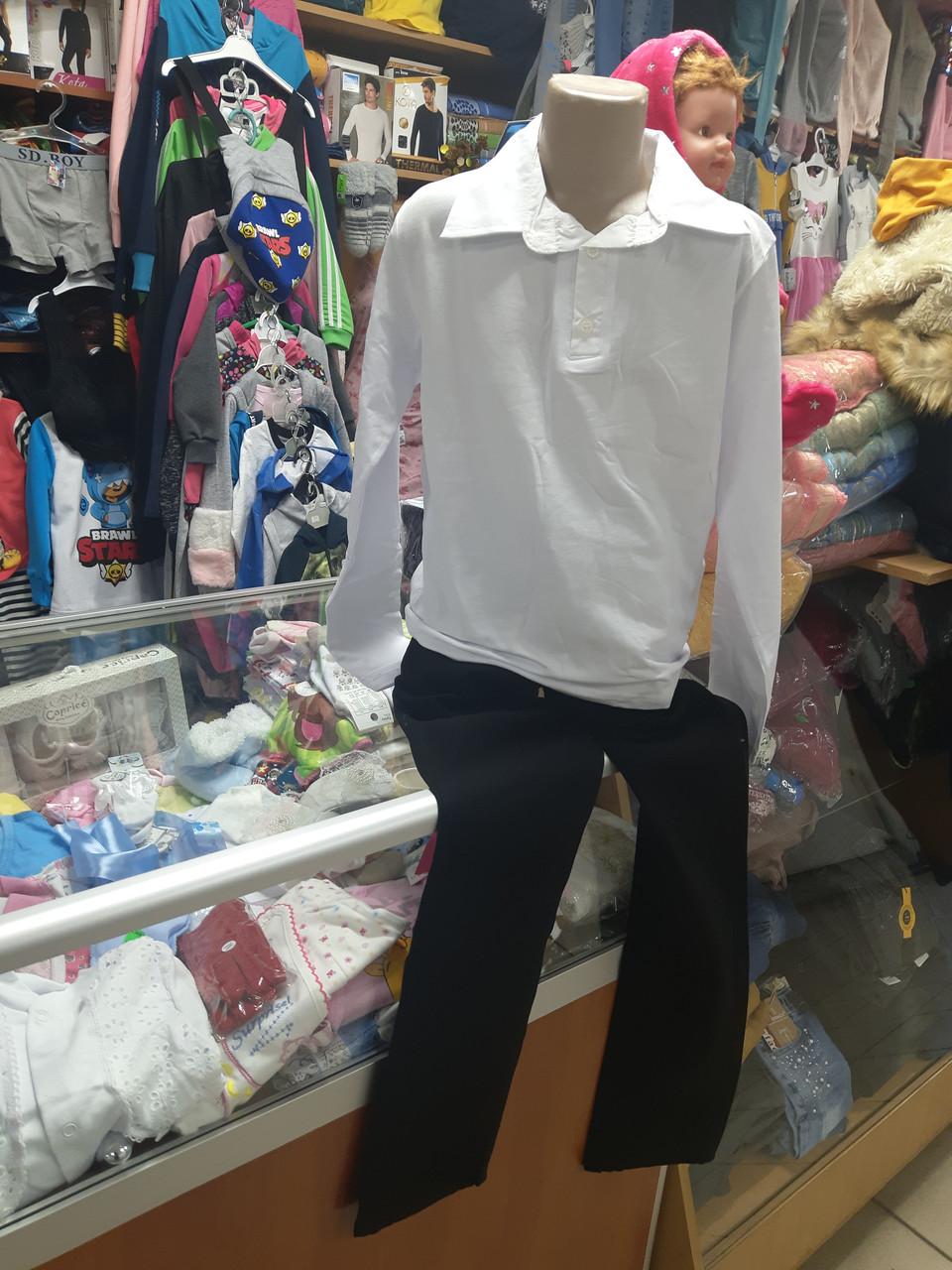 Школьные джинсы для мальчика р.134 140 146 152