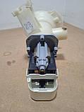 Корпус фільтра насоса з пробкою і помпою Whirlpool AWE6415 Б/У, фото 4