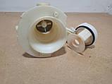 Корпус фільтра насоса з пробкою і помпою Whirlpool AWE6415 Б/У, фото 3