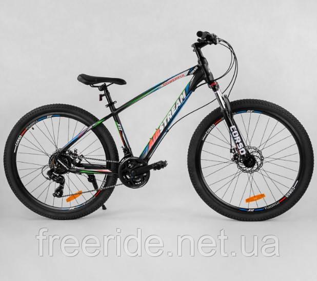 Велосипед гірський CORSO Airstream 27.5 (16) alloy