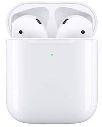 Беспроводные наушники Apple AirPods 2 with Wireless Charging Case (MRXJ2) - С Беспроводной зарядкой