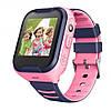 Умные десткие GPS часы Smart Baby Watch A36E Original (4G) Розовые, фото 3