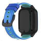 Умные детские GPS часы Wonlex Smart Baby Watch KT20 (4G) Голубые, фото 3