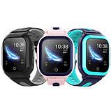 Умные детские GPS часы Wonlex Smart Baby Watch KT24S (4G) Голубые, фото 2