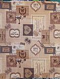 Комплект постільної білизни з бязі Голд двоспальний Ключик, фото 2