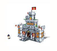 Конструктор Замок 988 деталей BanBao 8260