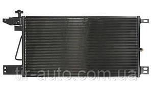 Радиатор кондиционера Скания P,G,R,T - series  ( NRF ) 35790