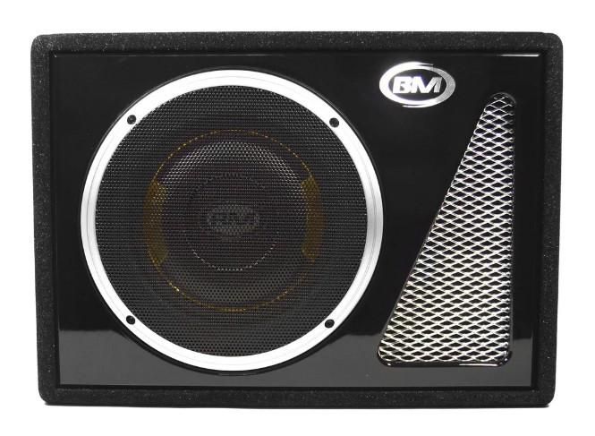 Сабвуфер в машину активний BOSCHMANN BM Audio BM-H10 250W