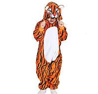 Піжама кигуруми тигр доросла krd0159
