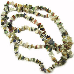 Агат Індійський Мікс Дрібний, Розмір від 4 до 9 мм, Намистини Натуральний Камінь, Рукоділля