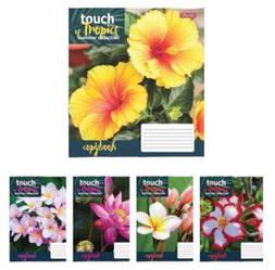 А5/36 кл. 1В Touch tropics, зошит дя записів