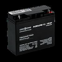 Акумулятор AGM LogicPower LPM 12 - 18 Ah для Mercedes