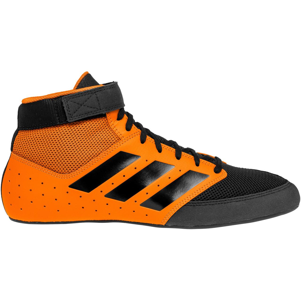 Борцовки Adidas Mat Hog 2.0. Размер 38