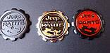 Эмблема Jeep Performance Parts черная, фото 3