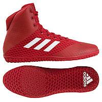 Борцовки, взуття для боксу Adidas Mat Wizard 4. Взуття для боротьби, боксу. Розмір 39,5, фото 1
