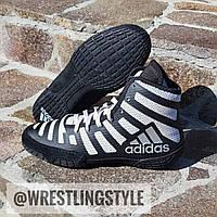 Борцовки, взуття для боксу Adidas adiZero Varner 2., фото 1