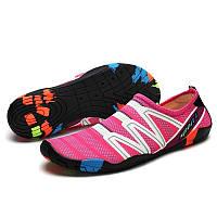 Летние пляжные кроссовки из неопрена (аквашузы) ( 41р, 42р, 43р, 44р, 45р )