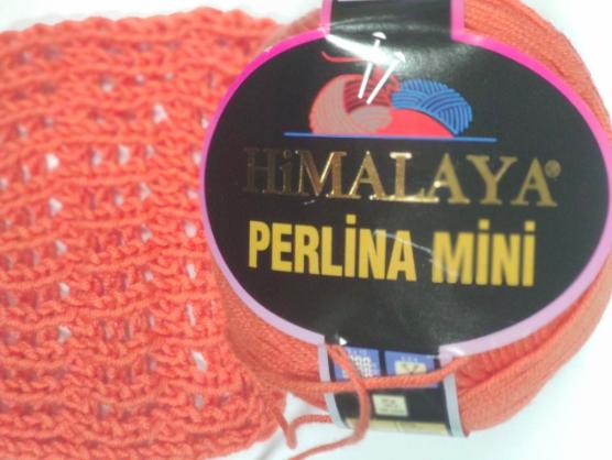 Бавовняна пряжа з додаванням акрилу Perlina Mini Himalaya