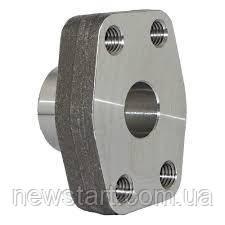 Ответный фланец высокого давления SAE J 518 C  ISO 6162 (приварной в стык)